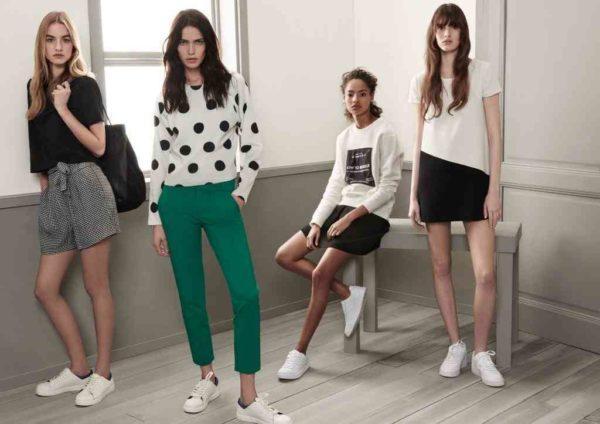 Базовый гардероб для девочки-подростка 16 лет