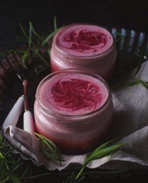 ягодный мусс рецепт с фото-1