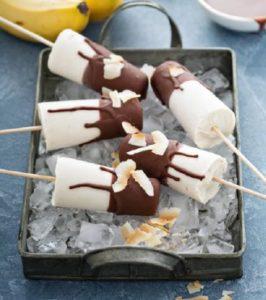 рецепт эскимо в домашних условиях