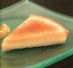 Апельсиново-лимонный тарт