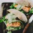 рыбный бургер