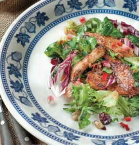 салат из индейки от Джейми Оливера
