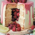 торт с сюрпризом_малина