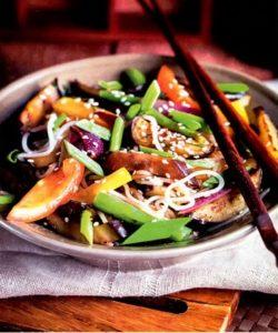 Овощная закуска по-китайски
