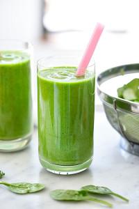 зеленые смузи детокс