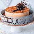 муссовый торт с арахисовым кремом