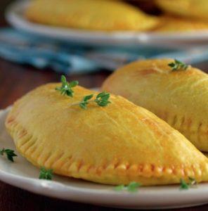 Ямайские пирожки с говядиной
