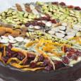 шоколадный торт Mendiants