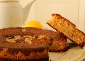 Лимонный пирог с хрустящей корочкой
