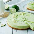 лаймовый чизкейк с авокадо