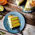торт лимонный остров