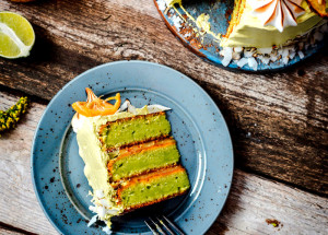 Торт «Лимонный остров»
