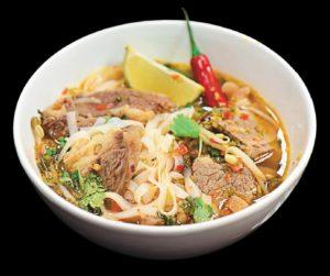 Вьетнамский суп из говядины и свиных ножек