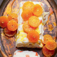 Парфе с мандаринами