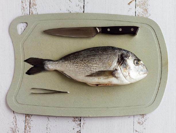 как разделывать рыбу на филе