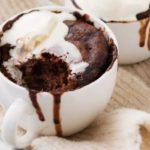шоколадный пудинг мокко