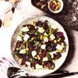салат из запеченной свеклы