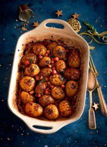 картофель на гарнир на праздничный стол