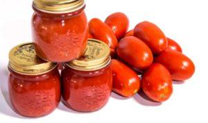 пассата из помидоров