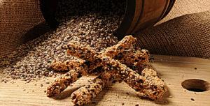 домашние хлебные палочки с посыпкой