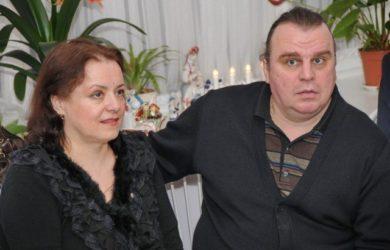 Павел Щербаков - муж Елены Цыплаковой