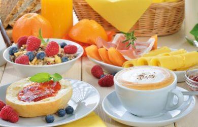идеи вкусных и полезных завтраков