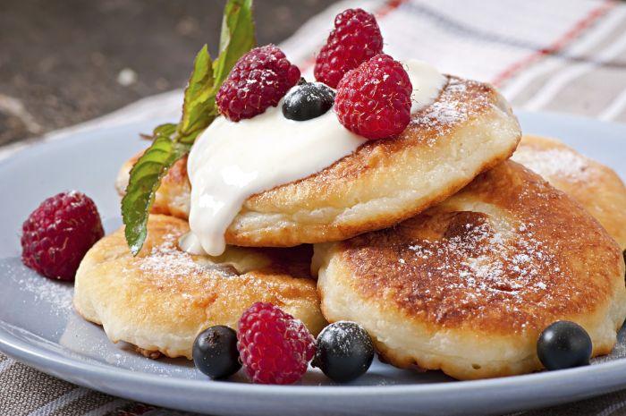 полезные и быстрые завтраки