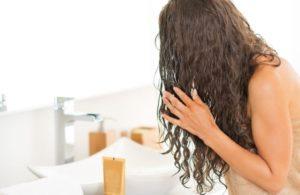 кудрявый метод мытья волос для прямых