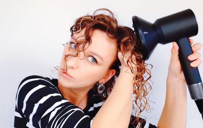 curly girl method на русском