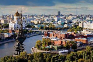 самые красивые улицы москвы