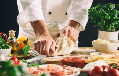 Настоящее тесто для пиццы, как в италии