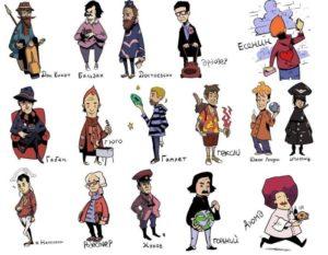 16 типов личности соционика описание
