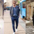 Стиль кэжуал в одежде для мужчин