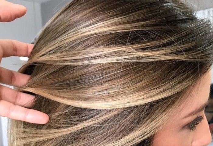 тренд окрашивания волос 2021
