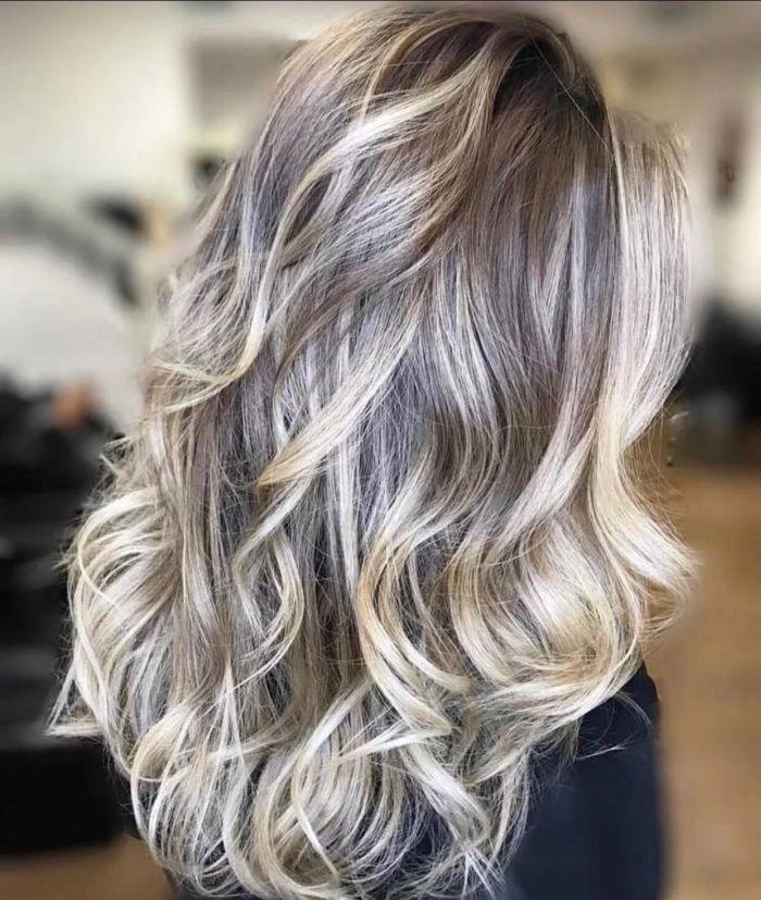 тренды в окрашивании волос 2021