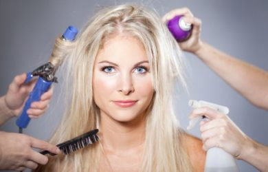 этапы ухода за волосами