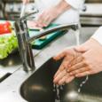 санитария на кухне